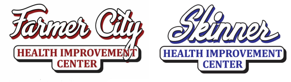 Farmer and Gibson City Logos